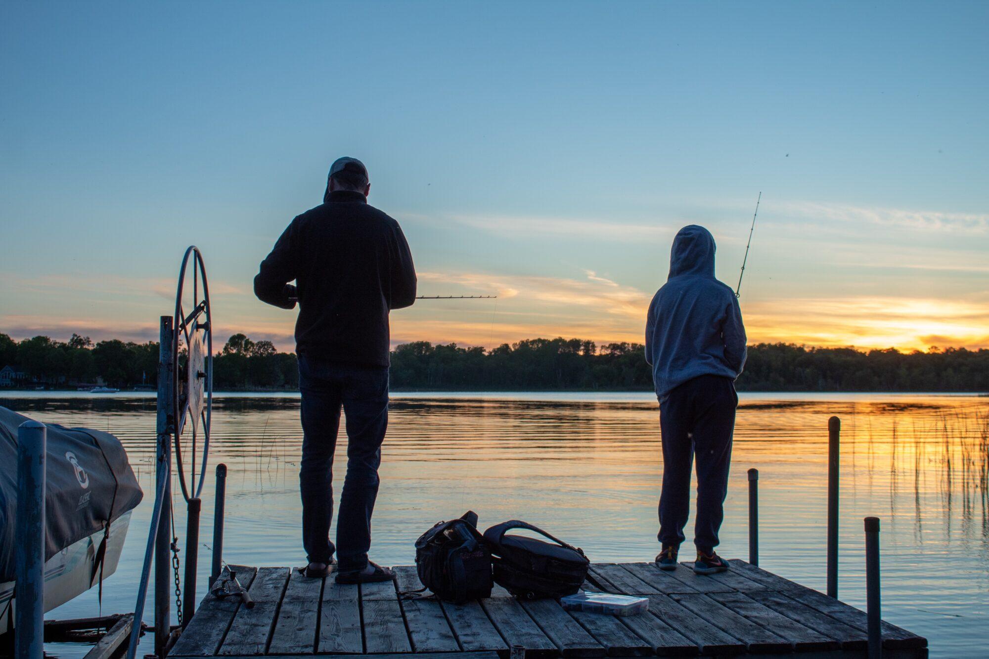 Fisketaske tilbud – essentiel til fisketuren