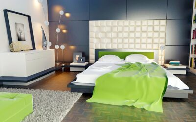 Skab en elegant indretning med paneler til væg